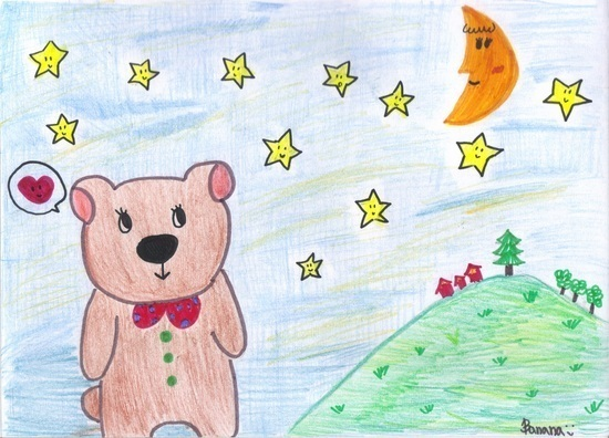 星星怎么画的步骤图片